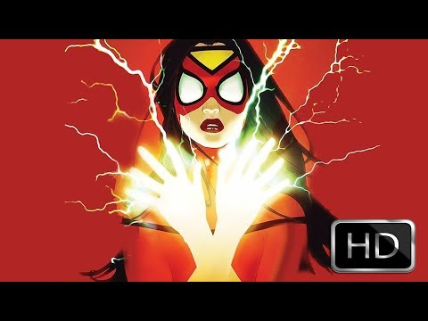 SPIDERWOMAN   1  HD