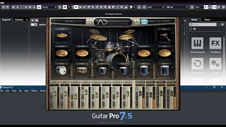 Padi - Work Of Heaven Backing Track (Drum+Bass)