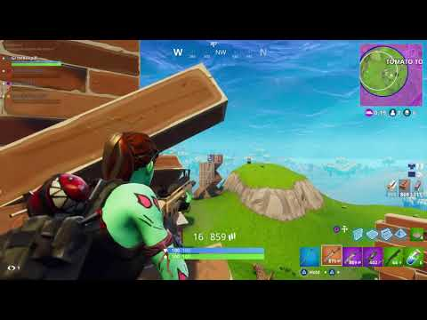 Nice 11 kill game solo squad win!
