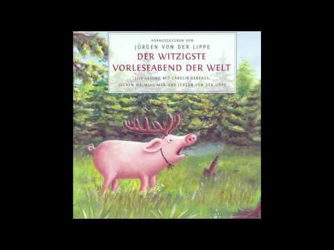 Der witzigste Vorleseabend der Welt YouTube Hörbuch Trailer auf Deutsch