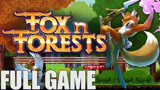FOX N FORESTS   [FULL GAME/ WALKTHROUGH]  - No Commentary