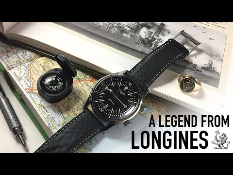 Longines Heritage Legend Diver (No Date) Watch Review - Their Best Diver & Reissue So Far?