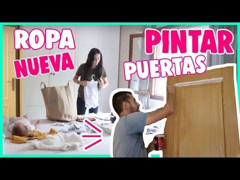 Ropa nueva temporada bebe como pintar puertas vlogs for Como pintar puertas placas nuevas