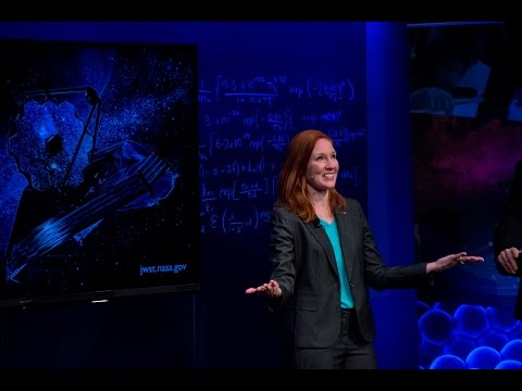 Amber Straughn Public Lecture: A New Era in Astronomy: NASA's James Webb Space Telescope