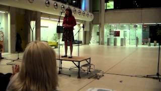Fine Voice Singers Academy - Where is Love sung by Harriet Child
