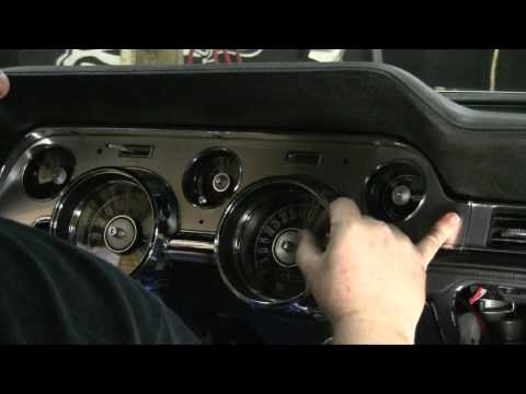 Episode 85 1967-68 Mustang and Cougar interior tips and tricks Autorestomod