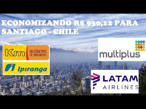ECONOMIA DE R$930,12 PARA SANTIAGO