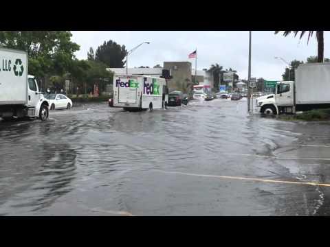 Sarasota Police: Flooding on Tamiami Trail