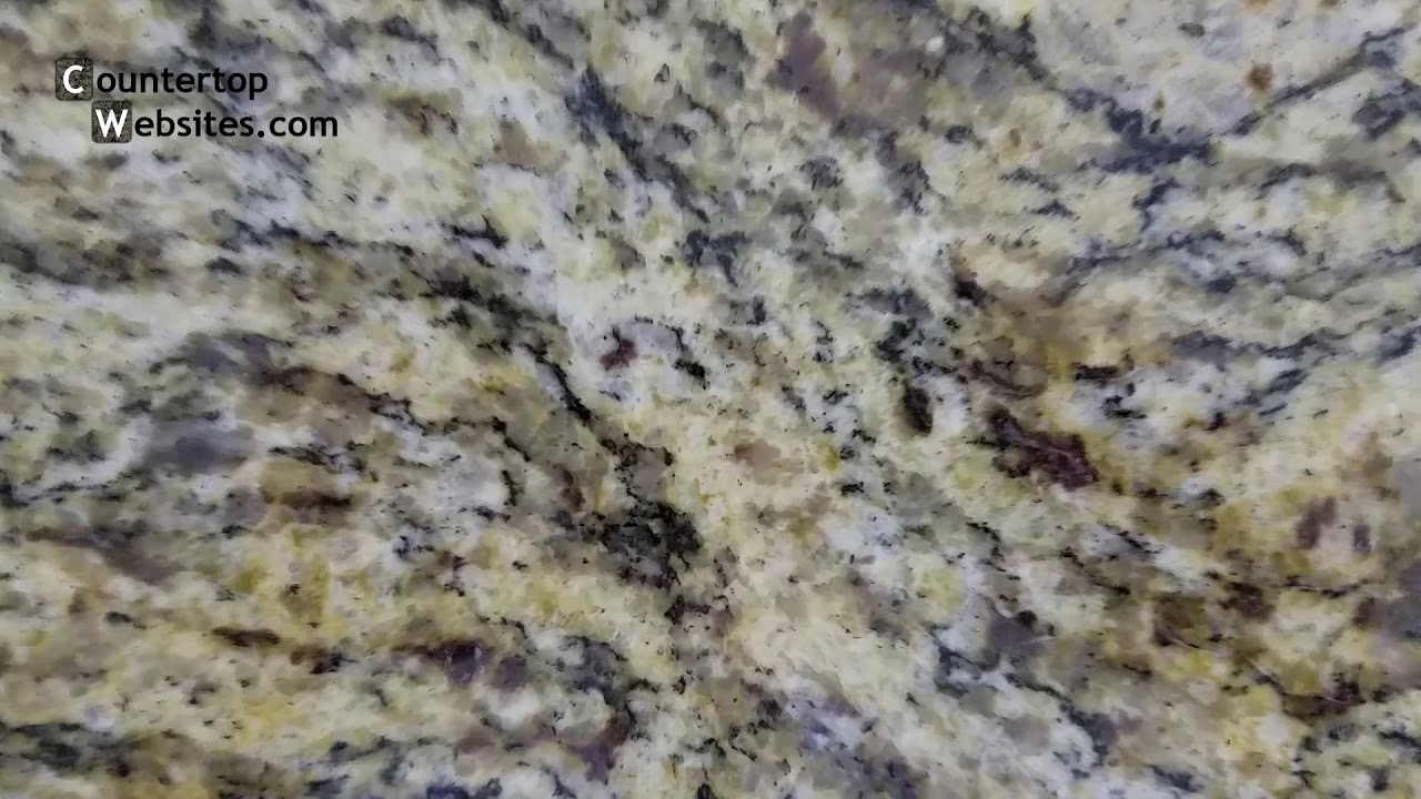 Amber Yellow Granite. Countertop Websites