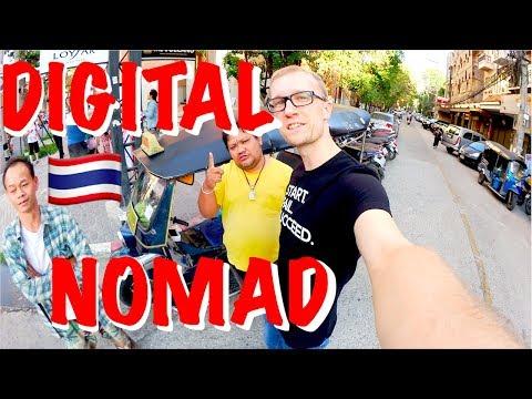 Work anywhere? 🏖 Wie Du JETZT STARTEN kannst ☀️ Chiang Mai Thailand 🇹🇭 Digital Nomad Coworking