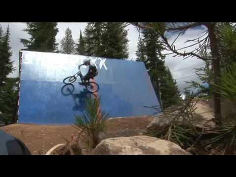 Silver Mountain Resort Downhill Mountain Biking