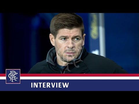 REACTION | Steven Gerrard | Rangers 1-4 Liverpool