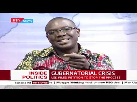 Will Ann Kananu Mwenda take over power at city hall?  Inside Politics with Ben Kitili