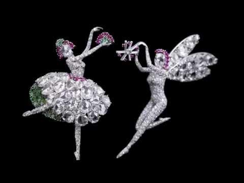 Van Cleef & Arpels, Exclusive Sponsor of Dubai Opera For Dance and Ballet