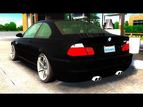 Preparei uma BMW pra drift! - Live for Speed (G27 mod)