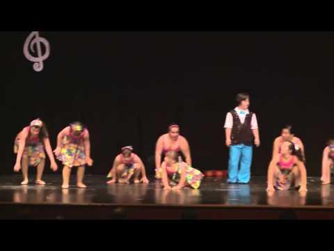 Down Syndrome Kids Dance 2014