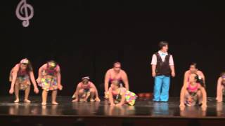 "Down Syndrome Kids Dance 2014 ""Jump for Joy"""