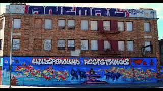 Underground Resistance - Amazon [Live @ Rex club Paris]