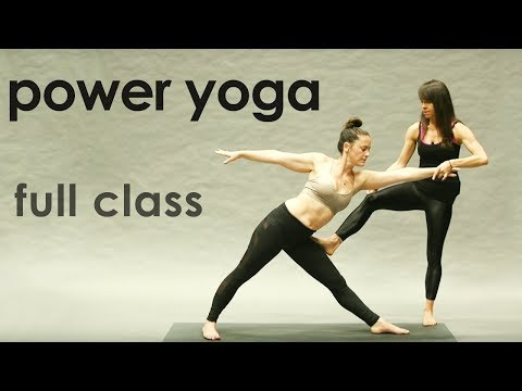 Intermediate Power Yoga Class ~ Inner Space