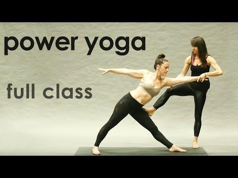 Level 2/3 Power Yoga Class ~ Inner Space