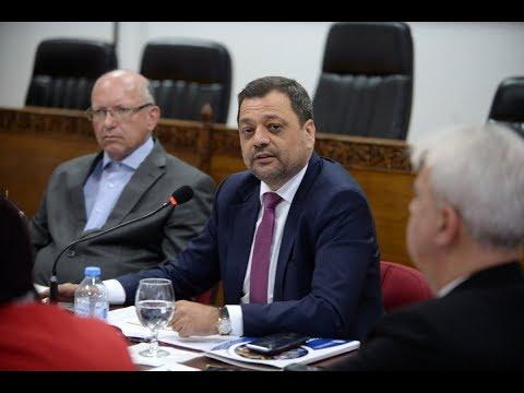 Анѓушев: Голем потенцијал за зголемување на економската соработка помеѓу Македонија и Иран