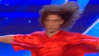 Britains Got Talent 2018 Radu-Alexandru Patrunsu Another XXXX Full Audition S12E02