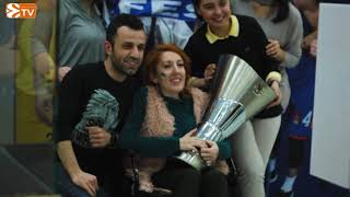 Anadolu Efes - CSKA Moscow Maç Hikayesi