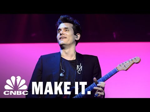 John Mayer Blew 25% Of His Net Worth On Expensive Watches | CNBC Make It.