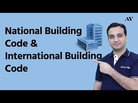 National Building Code (NBC) & International Building Code (IBC) - Basics