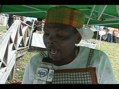 The annual independence food fair draws hundreds to Independence drive