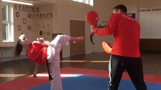 At 11 Years Old This Taekwondo Master Is Already Winning Gold