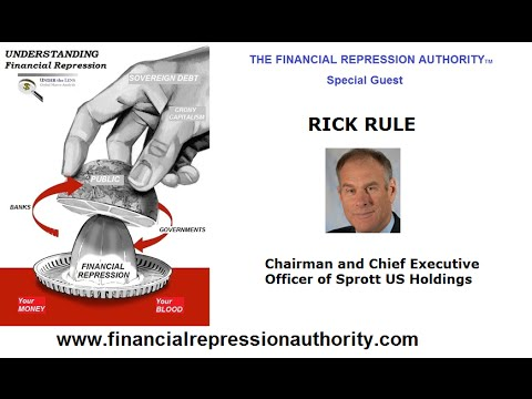03 10 15 FINANCIAL REPRESSION AUTHORITY w/Rick Rule