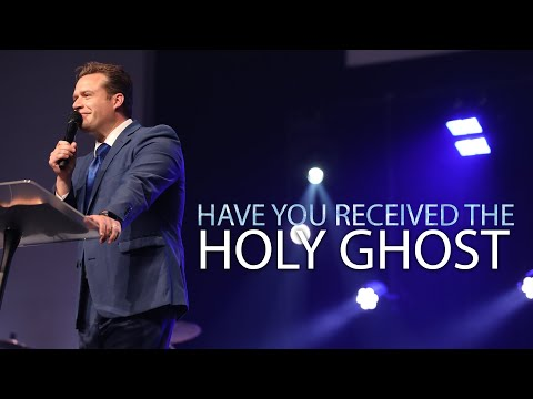 Have You Received The Holy Ghost | Josh Herring