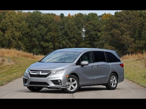 NEW 2018 Honda Odyssey Nine-Speed Automatic