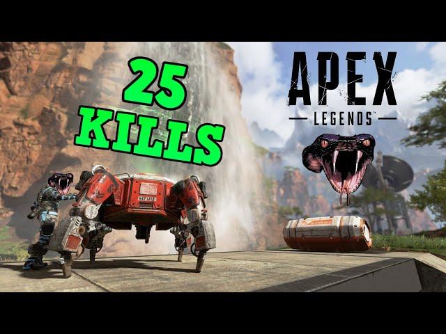 APEX LEGENDS™ - 25 KILL DI SQUADRA SONO LA GUERRA PIU' TOTALE!!!