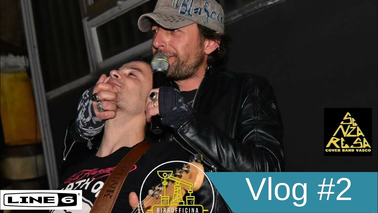 Band Di Vasco Vlog 2 Ignorante Senza Resa Cover Band Di Vasco Rossi No Stop Tour 2018