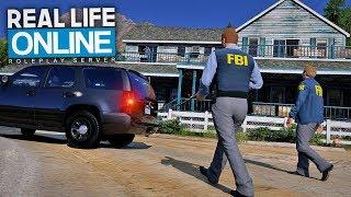 Hausdurchsuchung! - GTA 5 Real Life Online - FBI #001