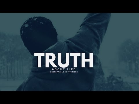 TRUTH ABOUT LIFE ► Motivational Speech For Success In Life 2016 (Motivational Audio) – No Music