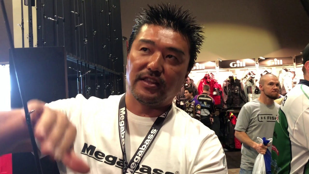 2018 Megabass Orochi XX rods - an in-depth look with Kenichi Iida by The  Bass Fighters