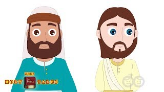 The Son of an Official  I Old TestamentI Animated Bible Story For Children| HolyTales Bible Stories