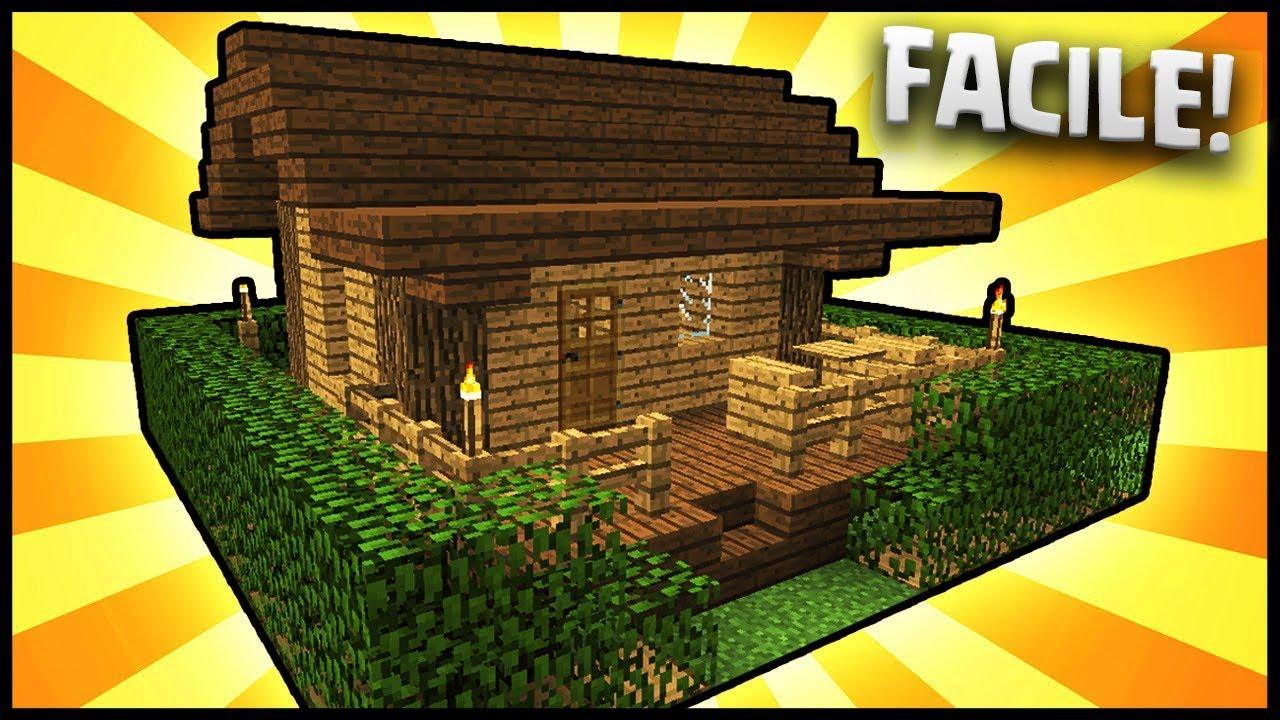 La Casa Più Facile E Veloce Da Costruire Su Minecraft Ita Per