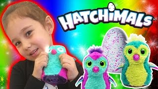 Hatchimals SÜRPRİZ Oyuncak Yumurta Açıyoruz | Asya 'nın Dünyası Eğlenceli Çocuk Videoları