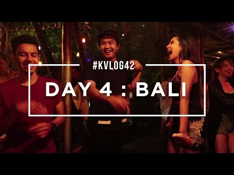 #KVLOG42 - DAY 4 BALI, THESE GUYS ARE MY HAPINESS