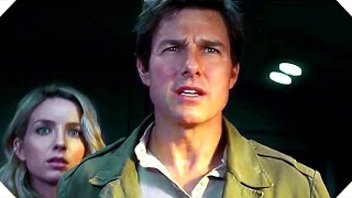 THE MUMMY Trailer + No Gravity Spot (Tom Cruise Blockbuster Movie - 2017)