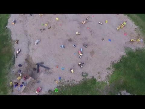 Phantom 3 at Bucktail Camping Resort