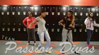 Passion Divas - DJ LIGHTUP WILD CREW ANTHEM