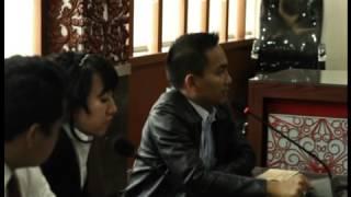 Sidang Putusan DKPP, Teradu Ketua Dan Anggota KPU Cirebon