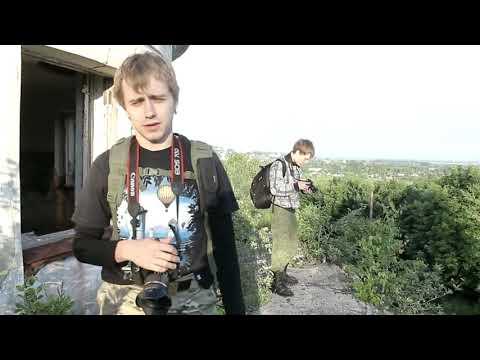 Заброшенная  усадьба Воейкова в Пензенской области