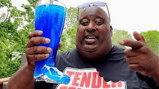 guy drinks this in 0.82 seconds...