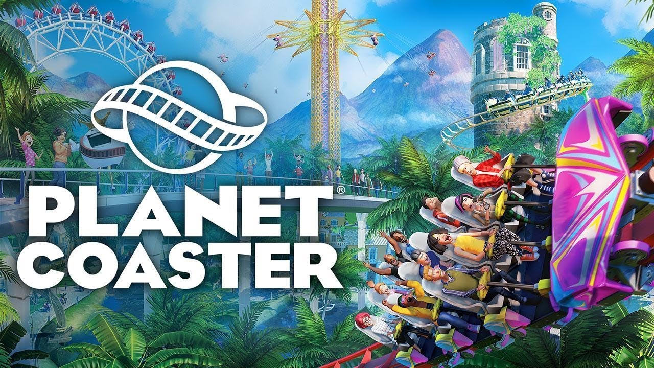 تحميل لعبة planet coaster بحجم صغير